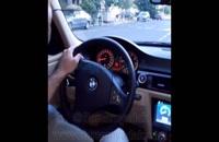 BMW نصب ضربه گیر برسام بر روی بی ام و
