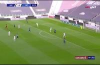 خلاصه مسابقه فوتبال یوونتوس - اینتر