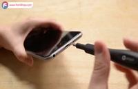 تعویض باتری گوشی آیفون 6 اس پلاس فونی شاپ