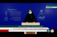 جدیدترین آمار کرونا در ایران - 29 مهر 99