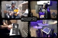 کاور آهنگ امیر تتلو { باتو } پرکاشن , گیتار , پیانو , درامز حسن مهدوی
