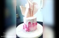 3 ایده بسیار عالی برای کیک تولد