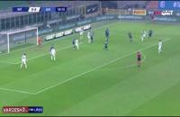 خلاصه مسابقه فوتبال اینتر 2 - یوونتوس 0