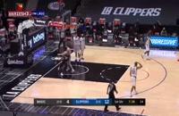خلاصه بازی بسکتبال لس آنجلس کلیپرز - اورلندومجیک