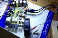 امپلی فایر 200 وات rms با ورودی 12 ولت