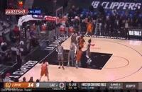 بازی بسکتبال لس آنجلس کلیپرز - فینیکس سانز