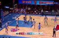 خلاصه بازی بسکتبال بروکلین نتس - پورتلند تریل بلیزرز