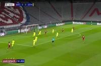 خلاصه بازی فوتبال بایرن مونیخ 4 - اتلتیکو مادرید 0