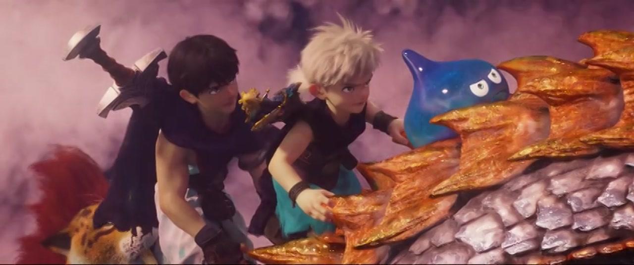 انیمیشن Dragon Quest Your Story 2019 دوبله فارسی