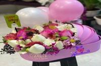 خرید باکس گل برای تبریک تولد