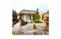 1150 متر باغ ویلای مشجر دارای حدودا 100 ویلای شیک در شهریار