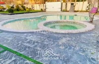 810 متر باغ ویلا لوکس در محمدشهر کرج