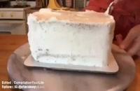 لذت آشپزی - کیک -کیک آرایی- 2017