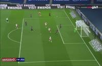 خلاصه مسابقه فوتبال پاری سن ژرمن 0 - موناکو 2