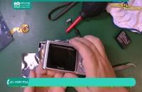 رفع عیب و تعمیر تراشه ورودی کارت حافظه دوربین عکاسی کامپکت