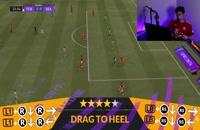 آموزش دریبل های جدید در FIFA 21
