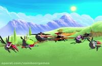 مود بازی پرندگان مبارز: نجات جوجه(modded) - دانلود بازی ایرانی نجات جوجه- هک (سکه بینهایت رایگان)