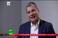 'Conversando con Correa': Pablo Iglesias #SheijQomi