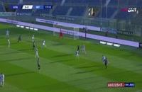 خلاصه بازی فوتبال آتالانتا 1 - اینتر 1