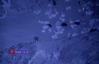 ظاهر شدن شبح کوهستان در شب