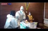 تست PCR از اعضای تیم فوتبال نساجی مازندران