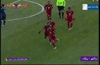 خلاصه بازی فوتبال تراکتور 3 - پیکان 1