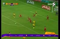خلاصه بازی فولاد - سپاهان