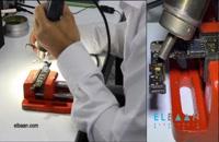 آموزش تعمیرات موبایل - آموزش برداشتن و گذاشتن میکروفون موبایل - نسخه رایگان