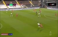 خلاصه بازی فوتبال فولام 1 - لیورپول 1