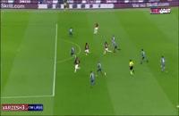 خلاصه مسابقه فوتبال آث میلان 2 - بنونتو 0