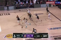 ویدیو 5 حرکت برتر شب گذشته بسکتبال NBA