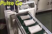 فروش جدیدترین دستگاه فول اتوماتیک تولیدماسک سه لایه