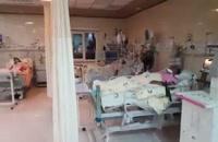 خدمات رسانی شبانه روزی به بیماران مبتلا به ویروس کرونا