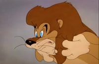 انیمیشن تام و جری ق 50- Tom And Jerry - Jerry And The Lion (1950)