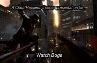 پیش نمایش چیت بازی Watch Dogs