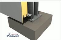 مراحل نصب و اجرای ساندویچ پانل پلی اورتان