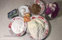 شیرینی کرابیه گردویی