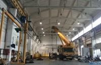 ساخت سوله صنعتی