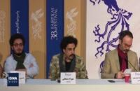 روز هشتم جشنواره فیلم فجر و پاسخ شهاب حسینی