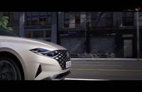 لوکس ترین ماشین الکتریکی هیوندا آزرا 2021