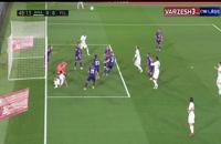 خلاصه بازی فوتبال رئال مادرید 1 - رئال وایادولید 0