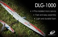 هواپیمای مدل متفاوت TechOne Hobby Dlg 1000/ایستگاه پرواز