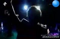 پایتخت ۶ : رقص علی آبادی ها با آهنگ 《 شلوار پلنگی 》 در مراسم یادبود باباپنجعلی؟!!!