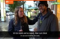 آموزش زبان آلمانی - پرسیدن مسیر ، آدرس