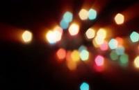 ویدیو فوتیج بوکه های رنگارنگ 19
