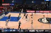 خلاصه بازی بسکتبال لس آنجلس کلیپرز - دالاس ماوریکس