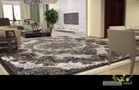 فرش کاشان 1000 شانه نقشه سناتور فیلی