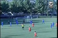 خلاصه مسابقه فوتبال بادران تهران - استقلال ملاثانی