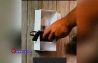 ایده ای جالب برای شارژ تلفن همراه با کابل کوتاه