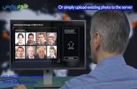 تعریف چهره از طریق موبایل در دستگاه حضور و غیاب تشخیص چهره ubio-x pro2
